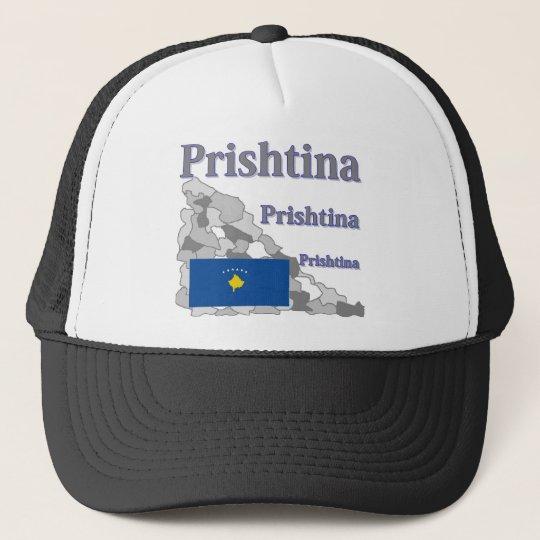 Prishtina Truckerkappe