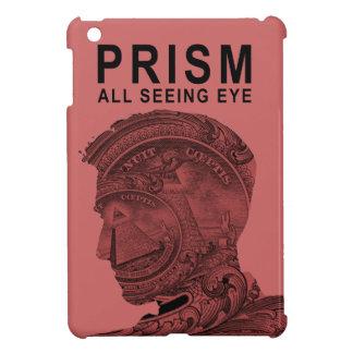 PRISMA - alles sehende Auge - Himbeere iPad Mini Hülle
