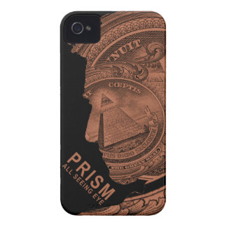 PRISMA - alles sehende Auge - Orange Case-Mate iPhone 4 Hülle