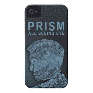 PRISMA - alles sehende Auge - Schiefer iPhone 4 Hüllen
