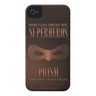 PRISMA - WELTWEITE GEDANKEN-POLIZEI Bronze iPhone 4 Case-Mate Hüllen