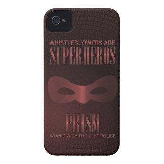 PRISMA - WELTWEITE GEDANKEN-POLIZEI iPhone 4 Case-Mate HÜLLE