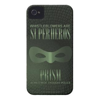 PRISMA - WELTWEITE GEDANKEN-POLIZEI iPhone 4 HÜLLE