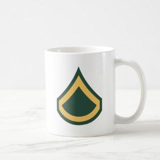 Private erste Klasse Kaffeetasse
