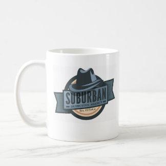 Privater Forscher-Agentur-Tasse Kaffeetasse