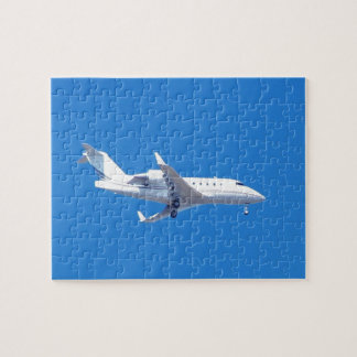 Privater Jet Puzzle