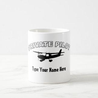 Privater Pilot Tasse