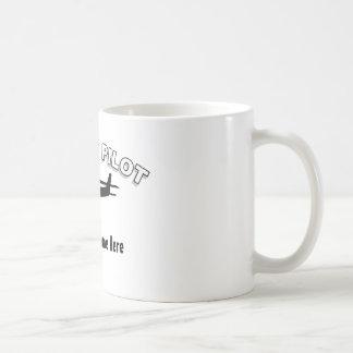 Privater Pilot Kaffeetassen