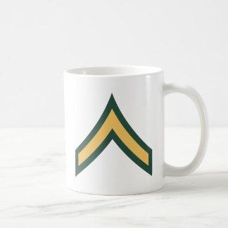 Privater Rang Kaffeetasse