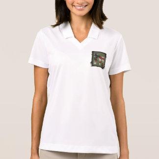Privater USA-Militärarmee-Grün-Amerikaner Pvt Polo Shirt