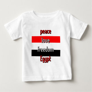 Pro-Demokratie Ägypten Baby T-shirt