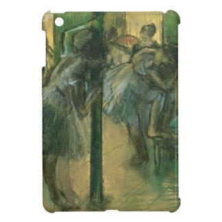 Probende Tänzer Edgar Degass | iPad Mini Hülle