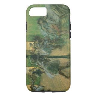 Probende Tänzer Edgar Degass | iPhone 8/7 Hülle