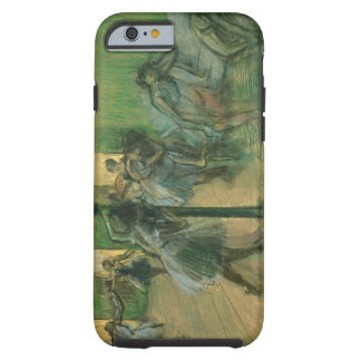 Probende Tänzer Edgar Degass | Tough iPhone 6 Hülle