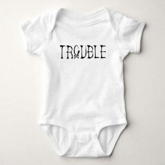 Problem-Bodysuit Baby Strampler