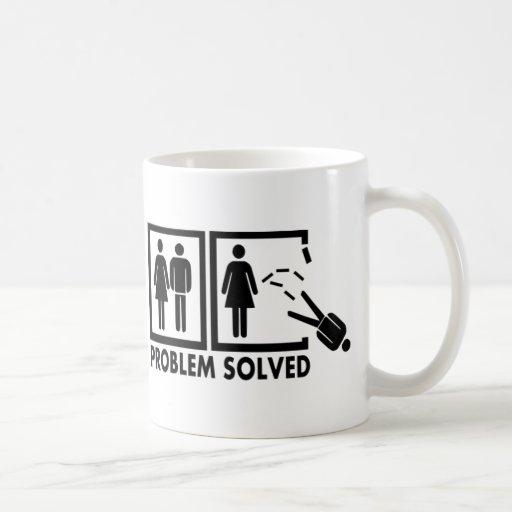 Problem gelöst - Mann Tee Haferl