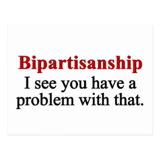 Problem mit Zugehörigkeit zu zwei Parteien 2 Postkarte