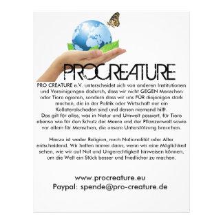 ProCreature Flyer
