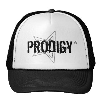 Prodigy_star2, RK1, Prodigy Baseball Mützen