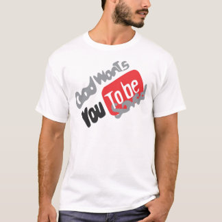 Produkte you god wants dich be saved T-Shirt