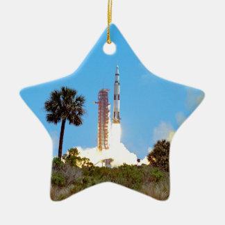 Produkteinführung der NASAs Apollo 16 Keramik Ornament