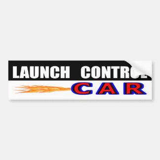 Produkteinführungs-Kontrollen-Auto Autoaufkleber