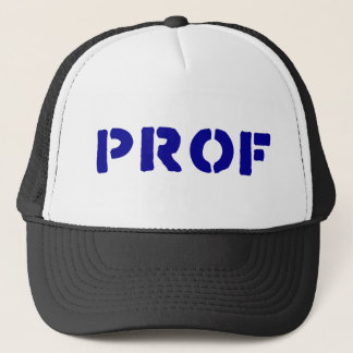 Prof Pride Truckerkappe