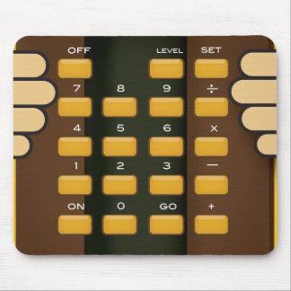 Professor Calculator Mousepad