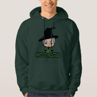 Professor McGonagall Cartoon Character Art Hoodie