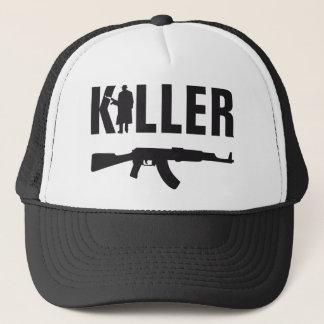 profi killer truckerkappe