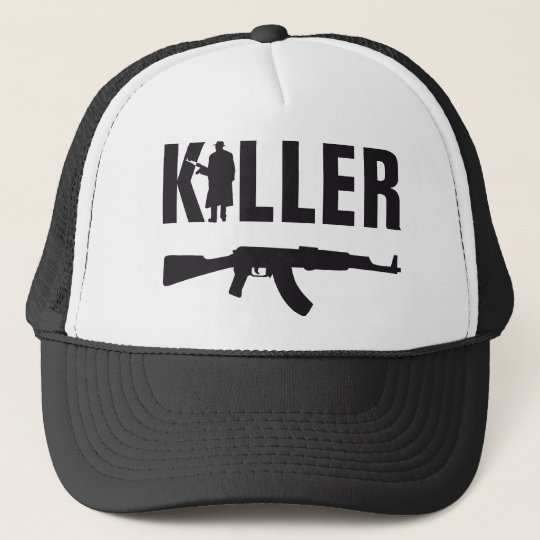 profi killer truckerkappe