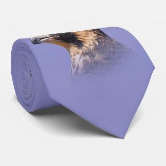 Profil eines jugendlichen Wanderfalken Individuelle Krawatten