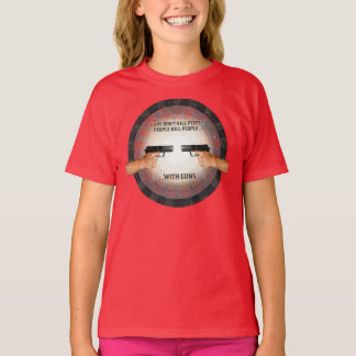 Progewehr-Kontrolle T-Shirt