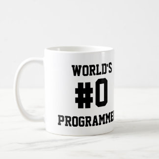 PROGRAMMIERER DAS #0 DER WELT KAFFEETASSE