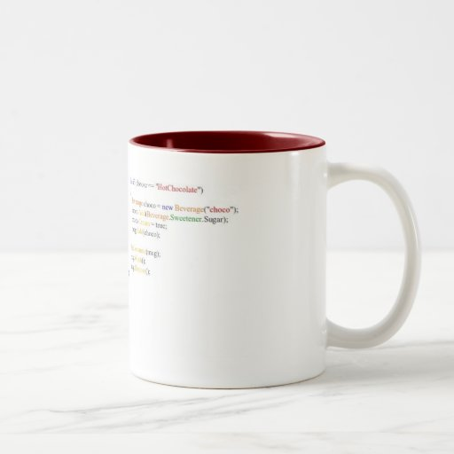 Programmierer-Tasse 2,0