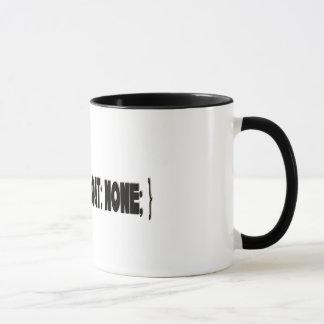 Programmiererwitz Tasse