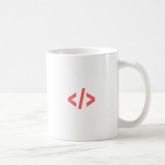 Programmierungsumbau Kaffeetasse