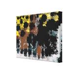 Projekt 15 - Abstrakt Gespannte Galeriedrucke