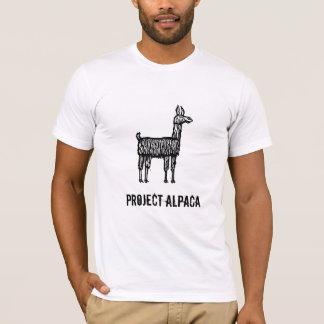Projekt-Alpaka T-Shirt