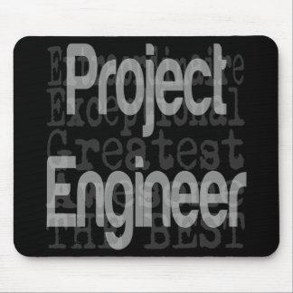 Projekt-Ingenieur Extraordinaire Mousepad