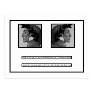 Projekt-Kunst u. mehr Alessandros Nicolini Postkarte