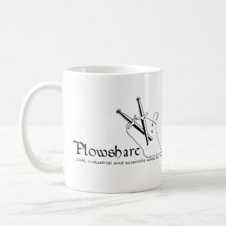 Projektplowshare-Tasse Kaffeetasse