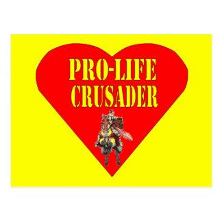 PROleben-KREUZFAHRER Postkarte
