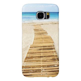Promenade zum Kasten Strand-Samsung-Galaxie-S6