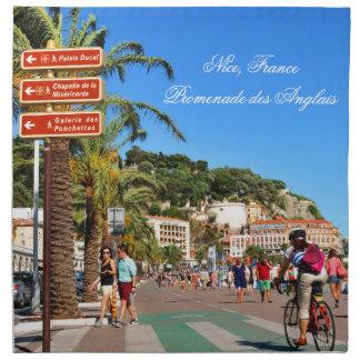 Promenaden-DES Anglais Stoffserviette