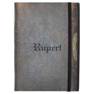 Promonogramm der Rampart-altes Buch-Art-V