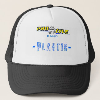 prostyLe HUT-PLASTIK Truckerkappe