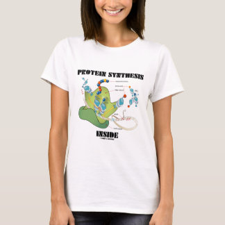 Protein-Synthese-Innere (Zellbiologie) T-Shirt