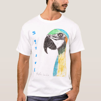 Protestpapageien-Shirt T-Shirt