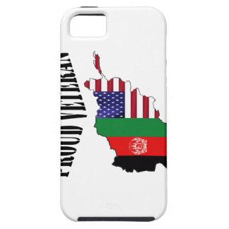 Proud Afghanistan Veteran Tough iPhone 5 Hülle